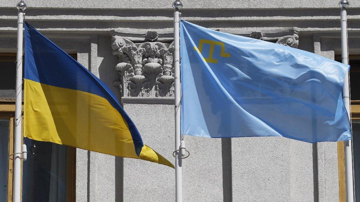 Almanya dan Rusya ya, Kırım ı Ukrayna ya geri ver #1