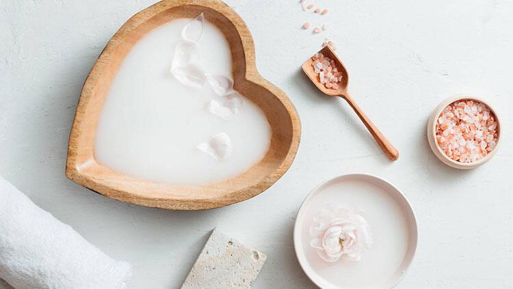 Gizli tarif: Yaşlanma karşıtı pirinç sütlü cilt temizleyici