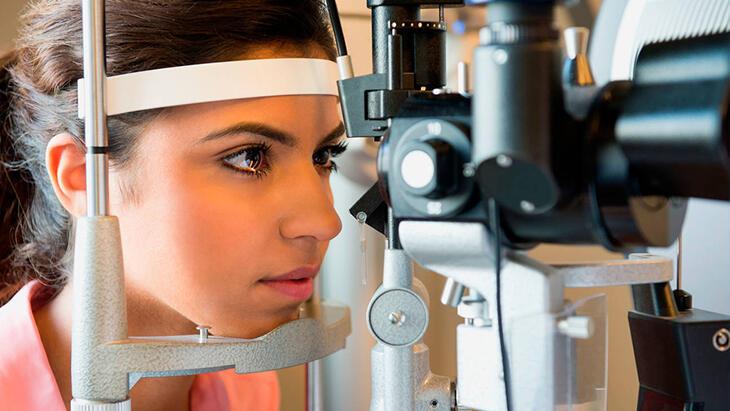 Kalp ve damar hastalıkları göz muayenesinde tespit edilebilir