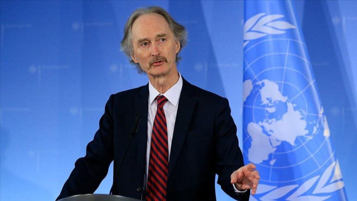 BM Suriye Özel Temsilcisi Geir Pedersen: Türkiye'nin Suriye'deki rolü önemli