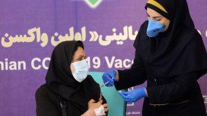 İran'da yerli aşının 3. aşama klinik denemesine geçildi