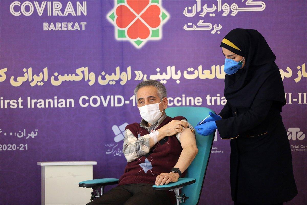 İran da yerli aşının 3. aşama klinik denemesine geçildi #2
