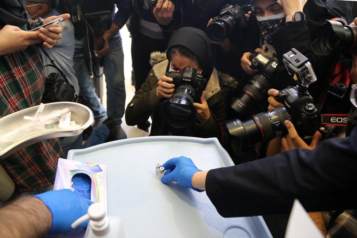 İran da yerli aşının 3. aşama klinik denemesine geçildi #3