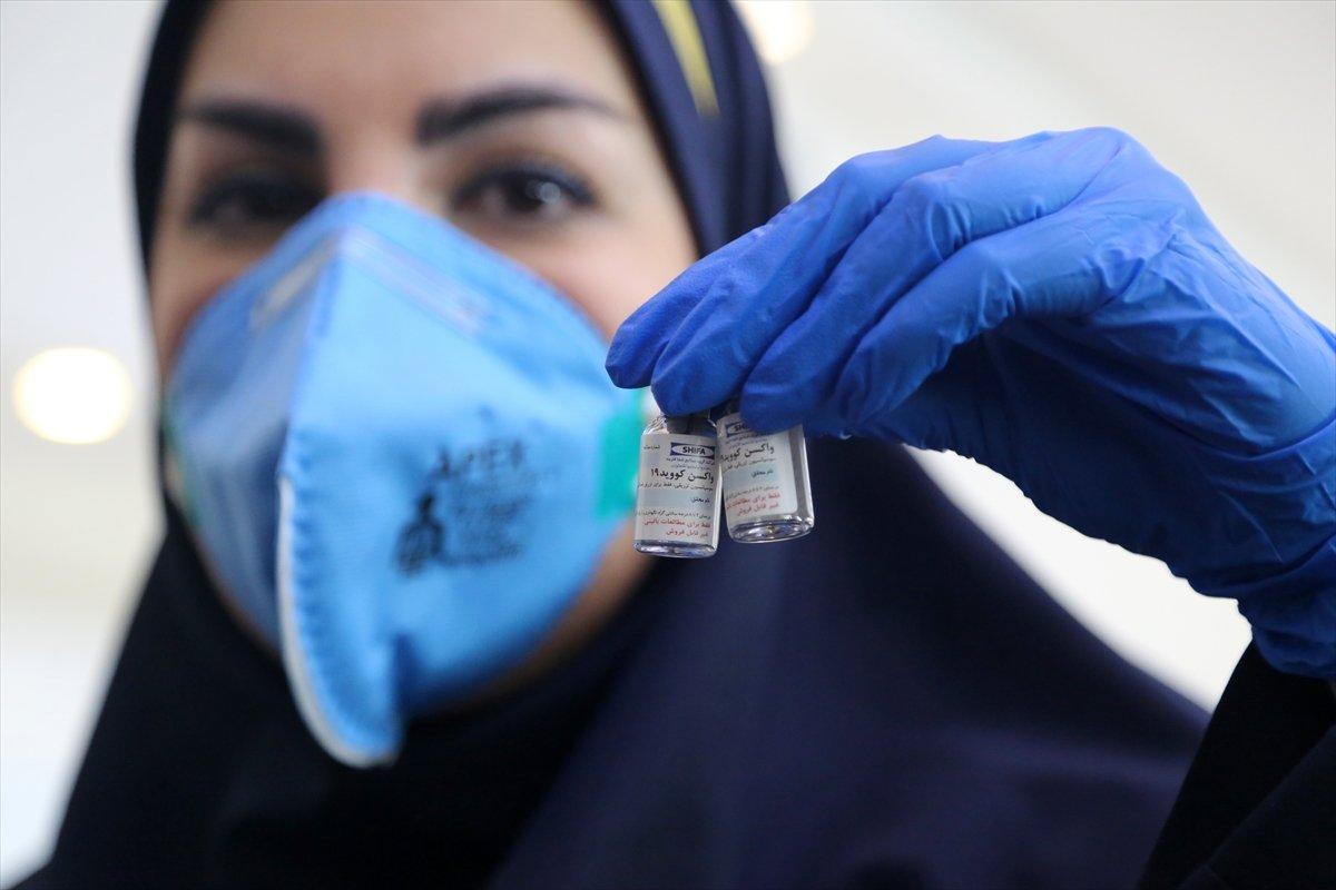 İran da yerli aşının 3. aşama klinik denemesine geçildi #6