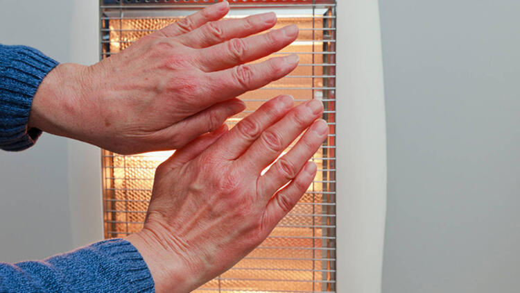 5-Vücut ısımız yaşlandıkça düşer