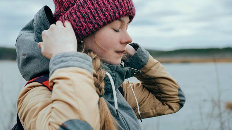 7-Takacağınız bir şapka vücut ısınızı korumanızı sağlar